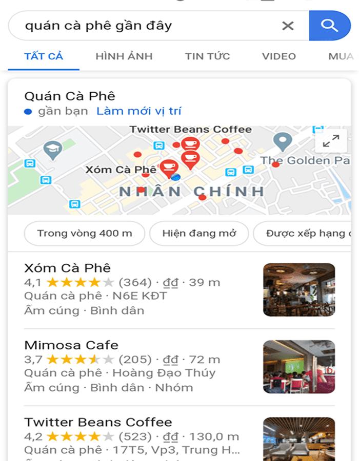dịch vụ xác minh google map mang lại lợi ích gì